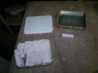 moulage d'un buste terre cuite 16042011