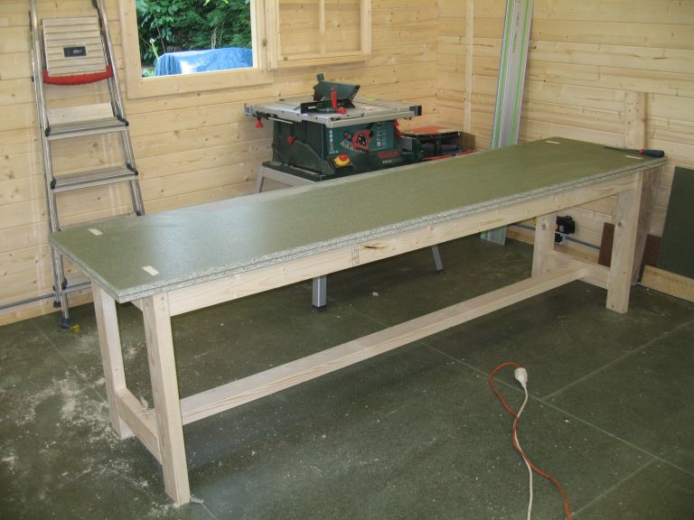 Une Table pour bricoler Table910