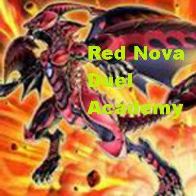 Red Nova Duel Academy