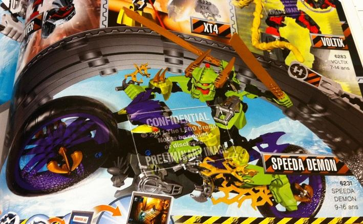 [Figurines] Les images prototypes des Hero Factory été 2012 Speeda10