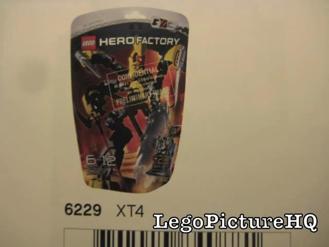 [Figurines] Les images prototypes des Hero Factory été 2012 Xt411