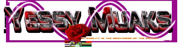 Profile  yessy muaks Yessy210
