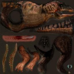 Planet Dinosaur Carcharodontosaurus Carcha10