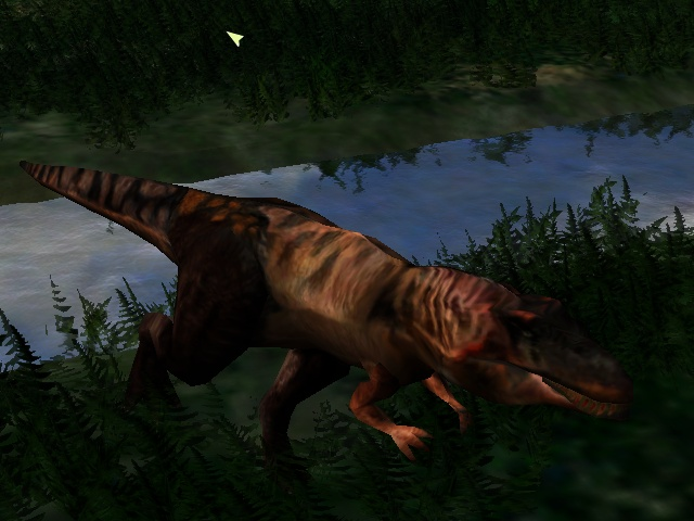 Planet Dinosaur Carcharodontosaurus Simjp_13