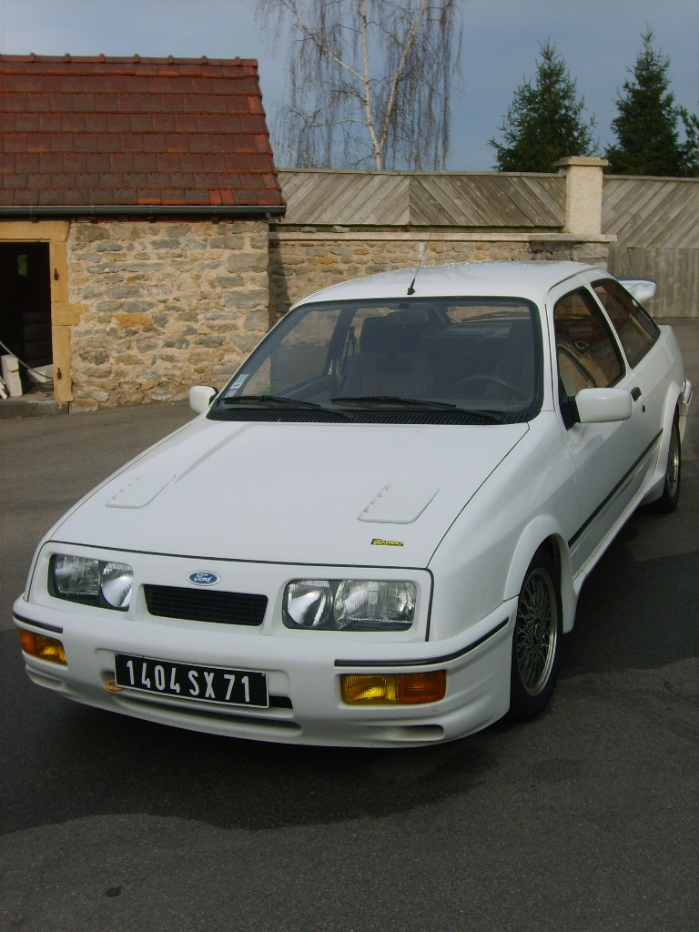 sierra rs cosworth 1986 S5000510