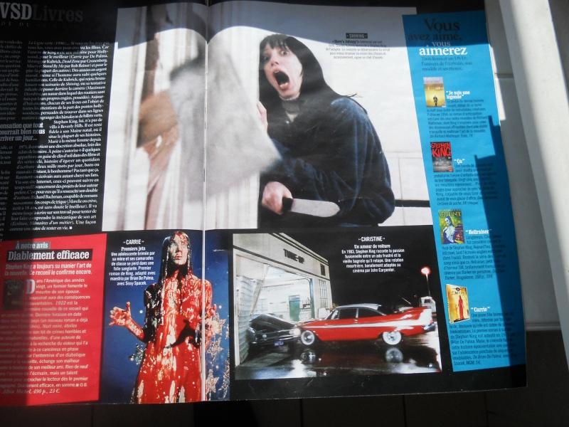NUIT NOIRE, ETOILES MORTES [1 mars 2012,FULL DARK, NO STARS] - Page 2 Docume15