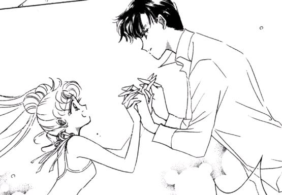 All Versions Sailor Moon: The Most Unforgettable Scenes <Spoilers> Manga310