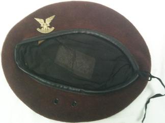 My Selous Scouts beret Beret10