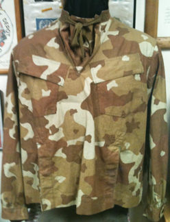 1941 US Army Camo Test Trials Experimental Smock Camo111