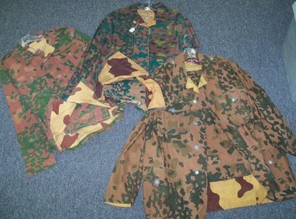 Some of the older Egyptian Camo I put away Egypt10