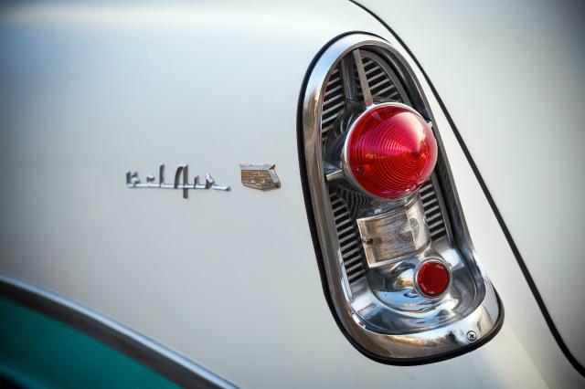 Merci de m'accueillir ! - Présentation Corvette 57 et Bel Air 56 !  19121816