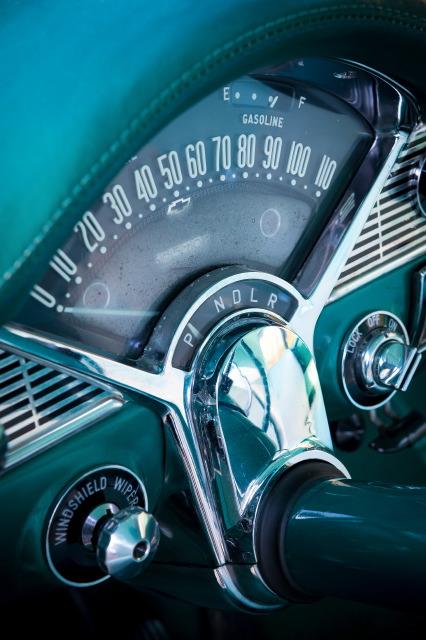 Merci de m'accueillir ! - Présentation Corvette 57 et Bel Air 56 !  19121823