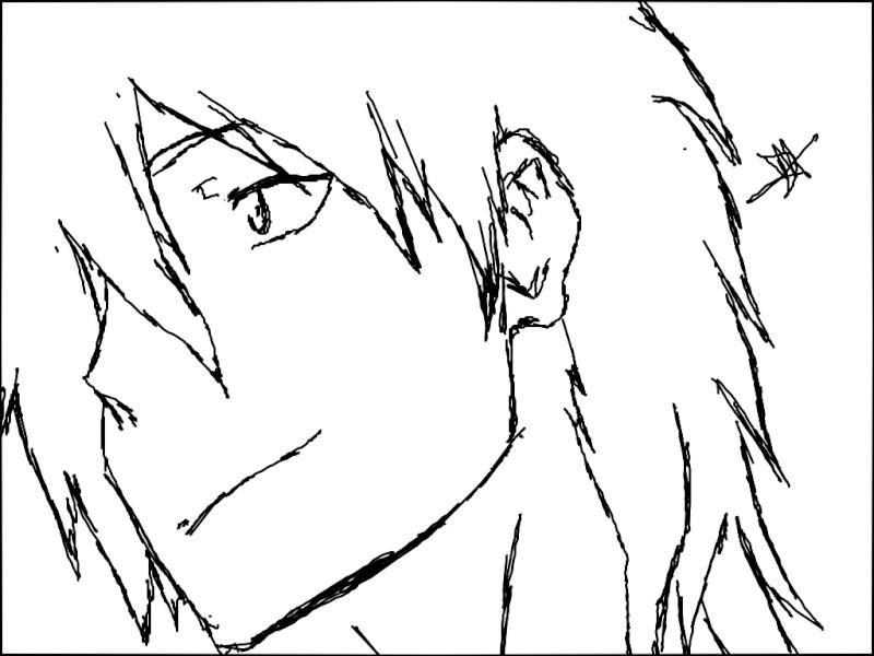 Novos desenhos xD Ichigo10