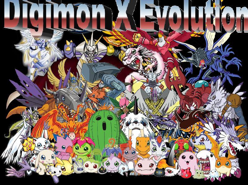 digimon x evolution