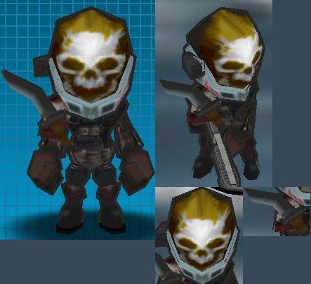 Anyone have a Halo skin? Emile11