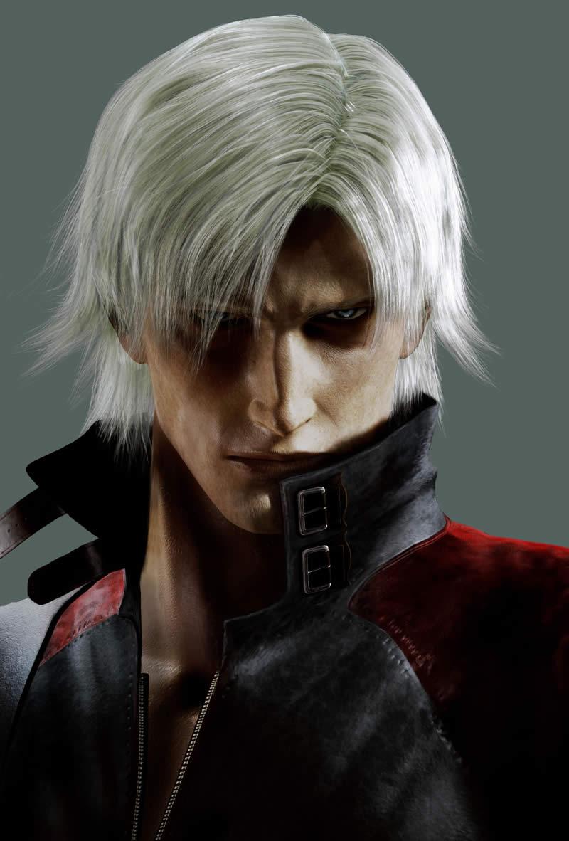 Half-Demon Nasada and Single Characters Devilm10