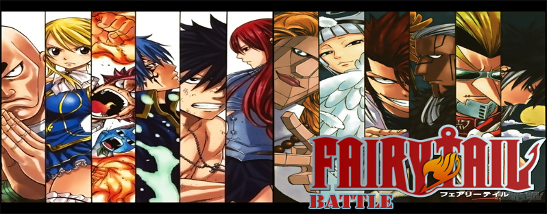 Mundo Mágico Fairy Tail