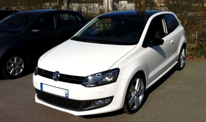 ZZ - VW Polo 1.2 70ch Confortline pack Style Noir Intense - 20/08/2010, achat 24/10/2014 - vente 30/05/2018 - Page 5 Img_0213