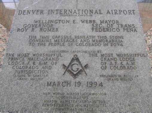 Un bunker 2012 sous l'aéroport de Denver ? Denver14