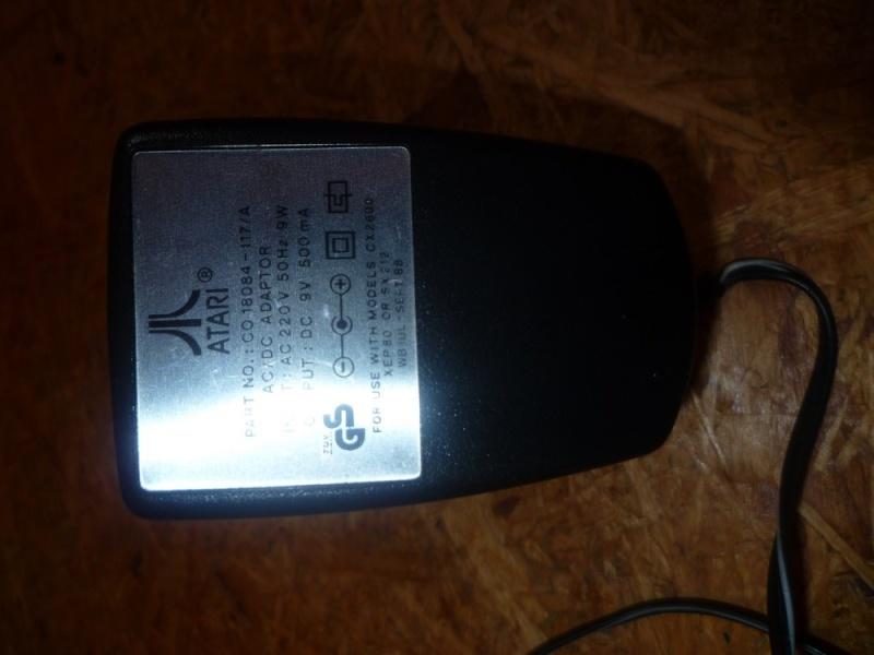 [Atari 2600] cable video ? P1030210