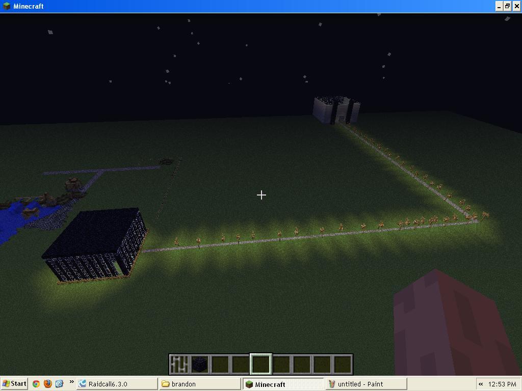 Minecraft Screenshots! City_h11