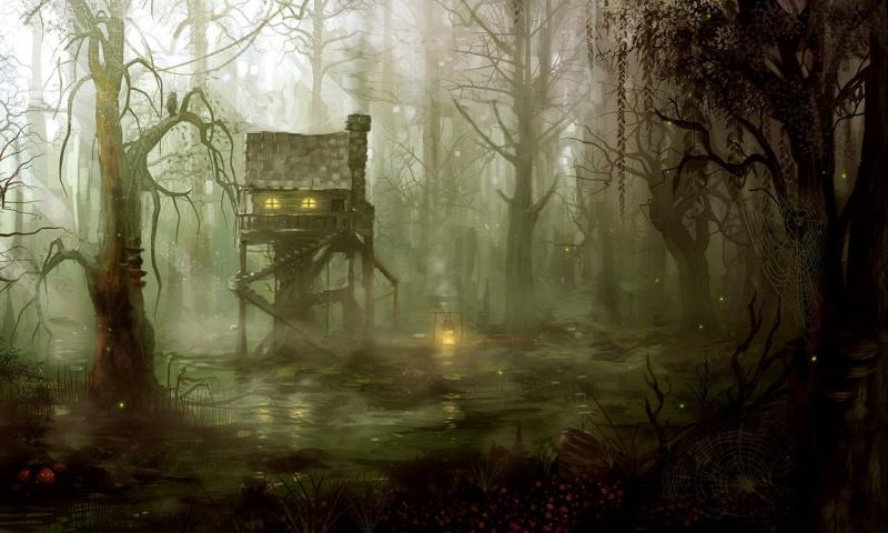 Домик Бабы Яги - Страница 12 Swamp_10
