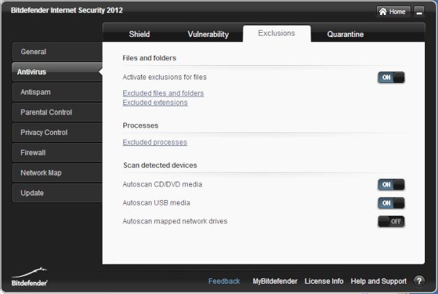 Faux Positif - Bitdefender bloque NewZFinders - *RÉGLÉ Exclud10
