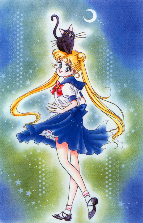 Sailor Moon/Usagi Tsukino Gallery Sailor25
