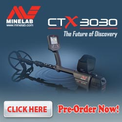 Minelab CTX 3030 Price Release! Preord10
