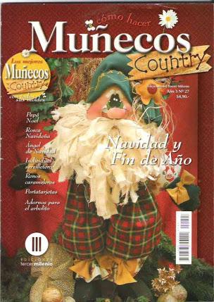Revista Muñecos Country (Navidad y fin de año) Chmc_210