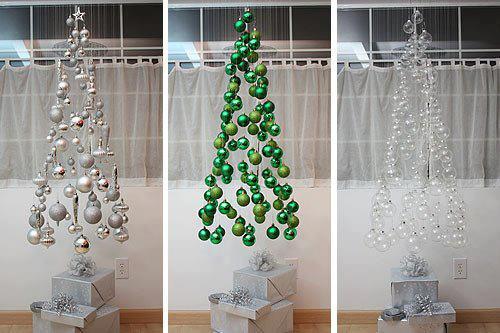 Decorazioni di Natale: le vostre Alberi14