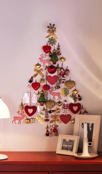 Decorazioni di Natale: le vostre Albero11