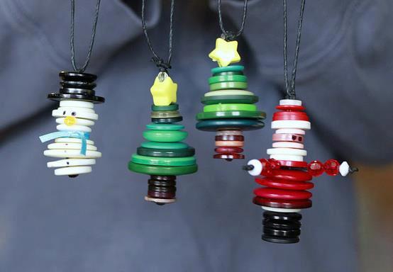 Decorazioni di Natale: le vostre Botton10