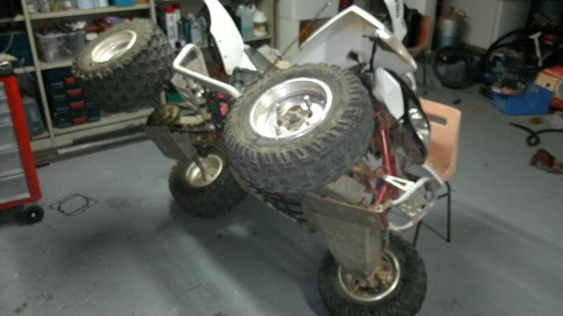 remplacement roue libre de demarrage triton baja 300 1521