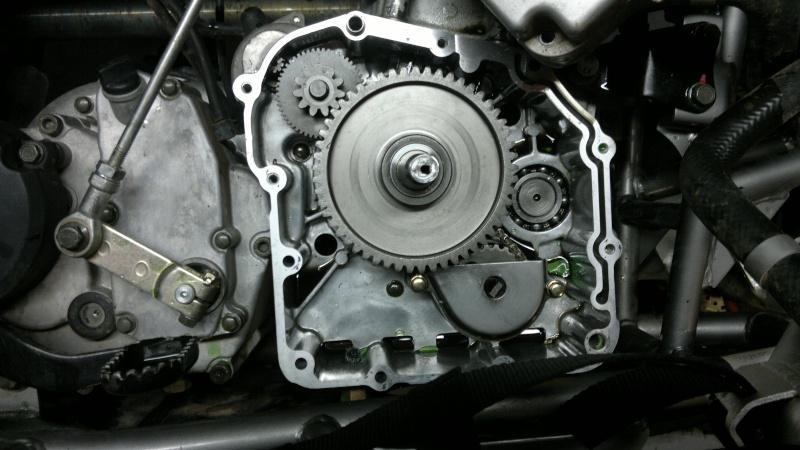 remplacement roue libre de demarrage triton baja 300 723