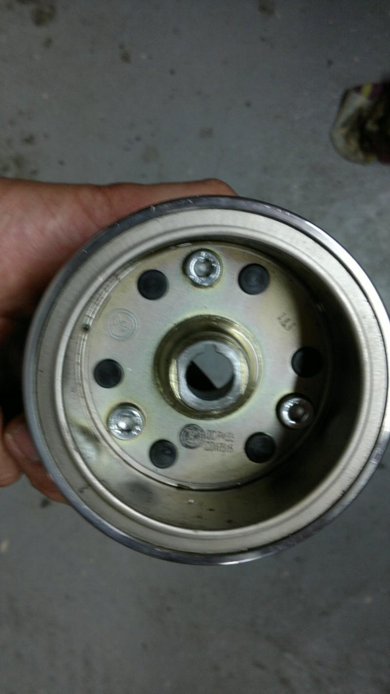 remplacement roue libre de demarrage triton baja 300 823
