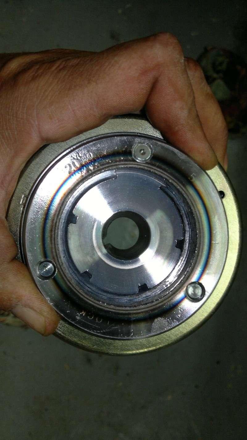 remplacement roue libre de demarrage triton baja 300 923