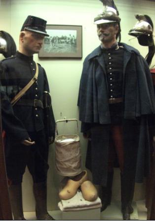 Histoire d'escarmouches de la 9eme Div. Cavalarie. : général de l'Espéee en 1914 Bruxel10