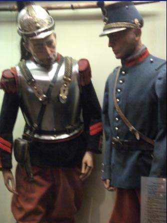 Histoire d'escarmouches de la 9eme Div. Cavalarie. : général de l'Espéee en 1914 Bruxel11