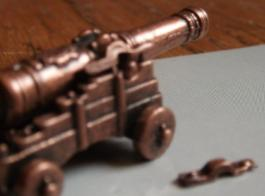 Accastillage et canons moins cher... Canon310