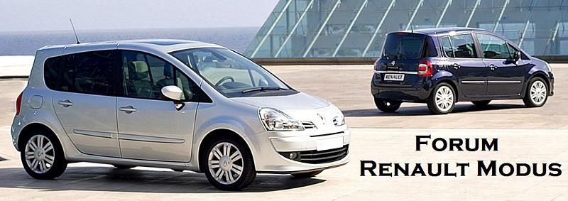 Forum Renault Modus