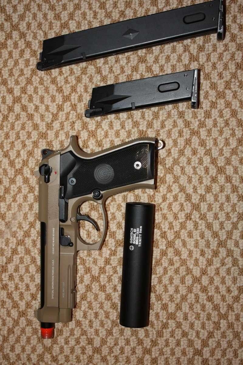 3 gas guns for sale Airsof14