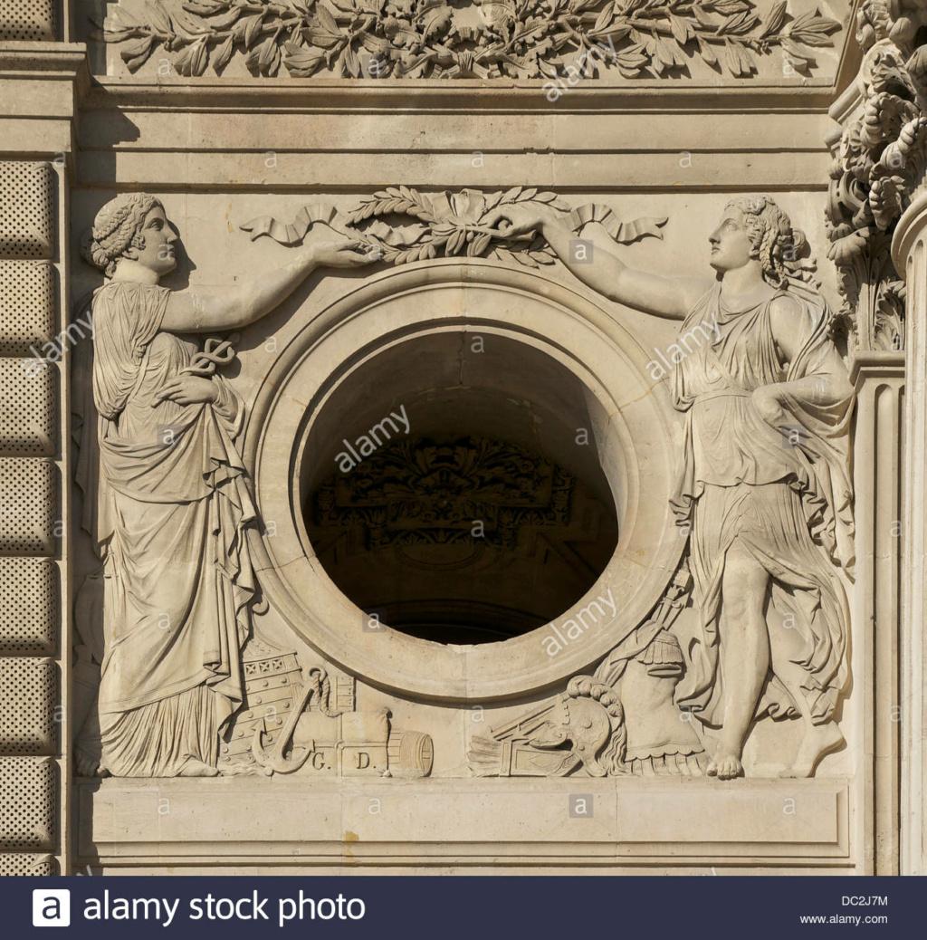 L'horloge du Grand Escalier : du nouveau ! 19334810