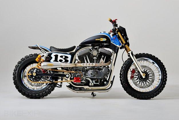 du sportster Harley10