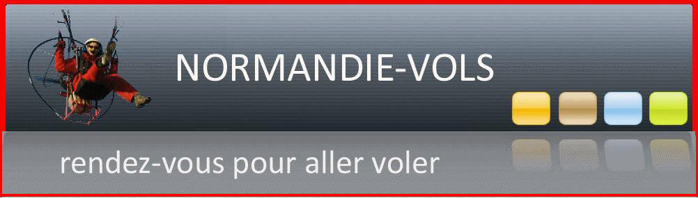 Voler ensemble en Normandie