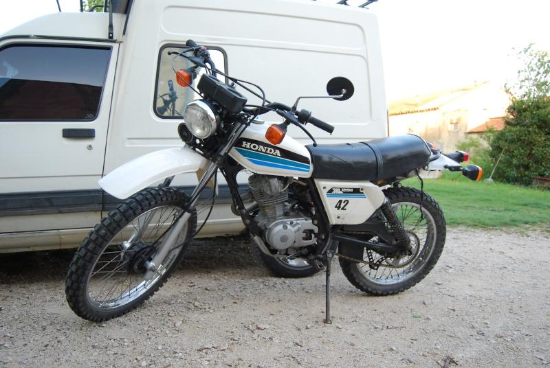 Nouveau! Honda 125 XLS 1981 Dsc_0211