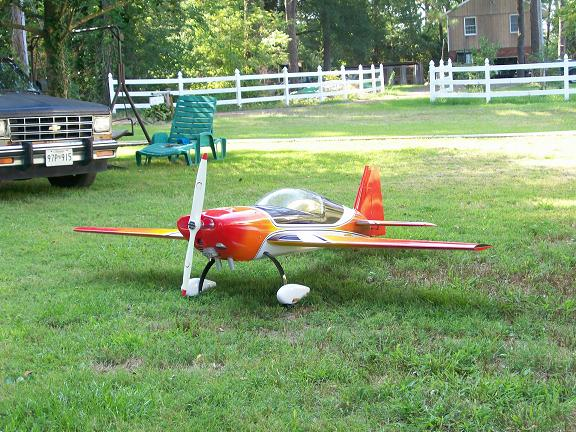 Anyone here into Giant Scale R/C Planes? Post Pics of your Planes. 110
