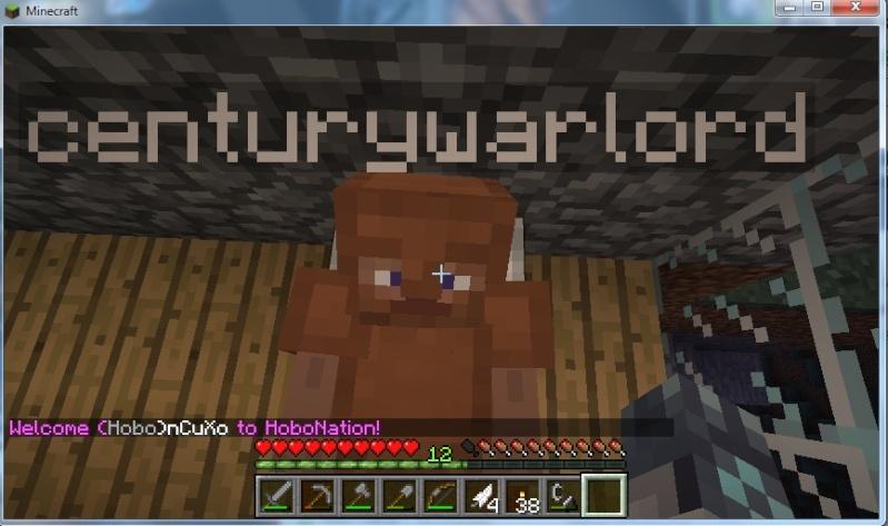 Minecraft Screenshots! Centur10