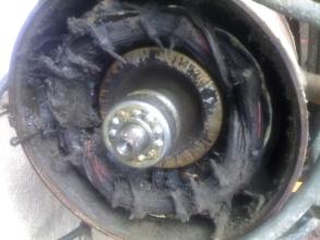 Probléme avec un poste à souder rotatif Sarazin R16 Graiss10