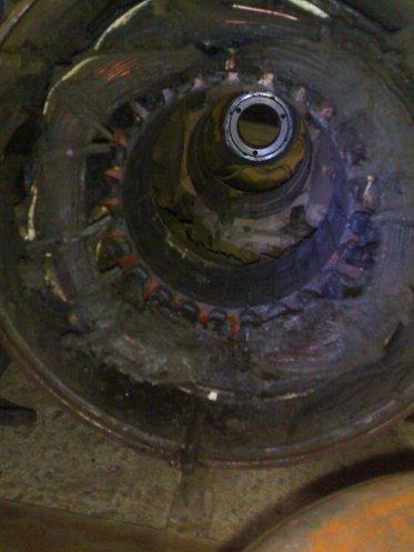 Probléme avec un poste à souder rotatif Sarazin R16 Stator11
